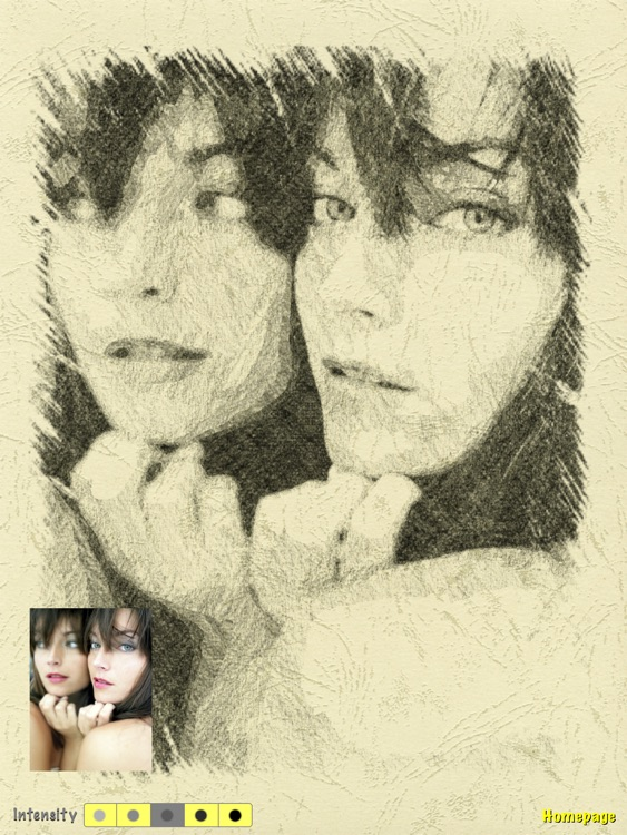 Pencil Sketch HD screenshot-0