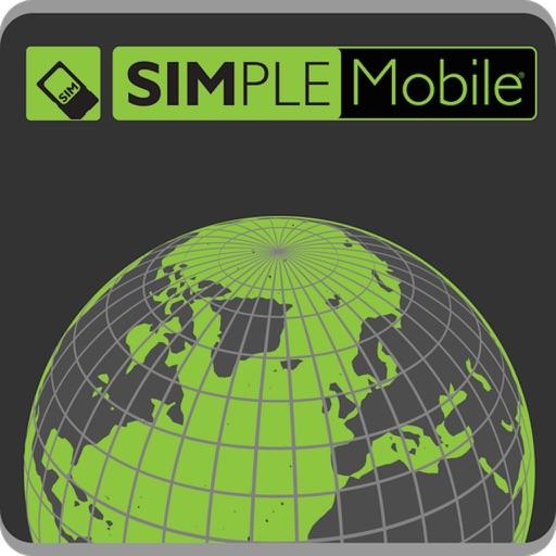 SIMple Mobile International Dialer iOS App