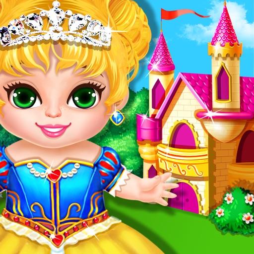 Princess Play House - Care & Play with Baby Princess! iOS App