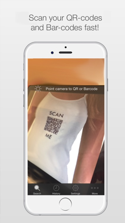 QR and Barcode Scanner Reader Free by Immaginet Srl