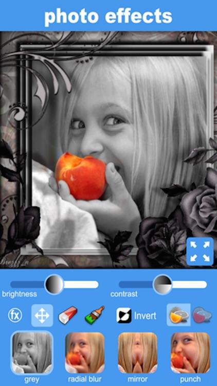 imikimi Photo Frames FREE screenshot-3