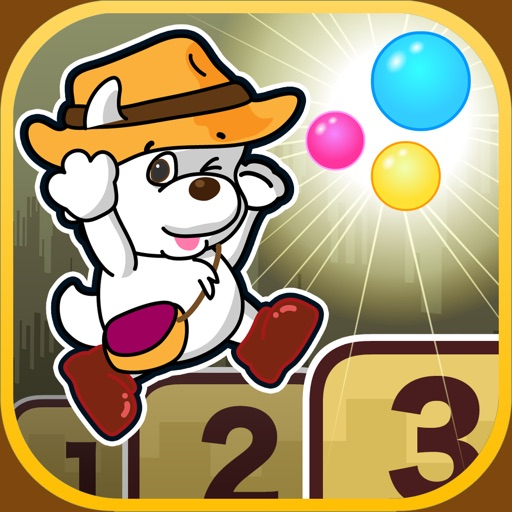Number Puzzle game!Hopping John