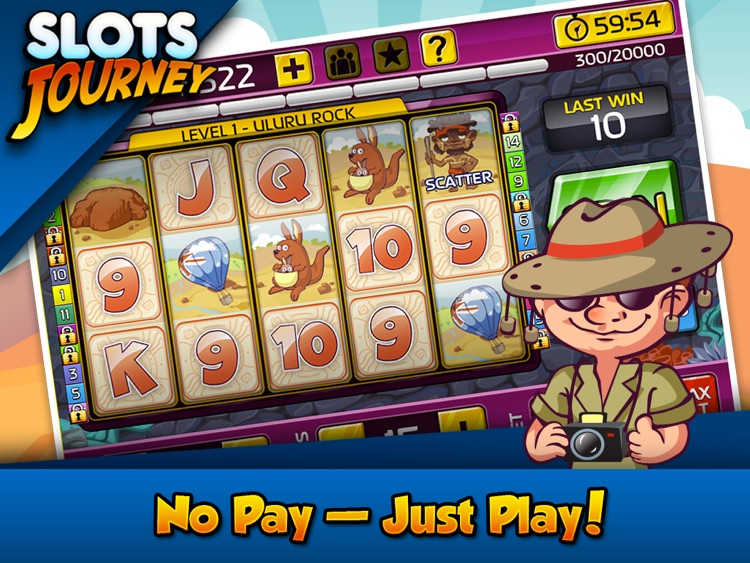 Slots Journey HD screenshot-0
