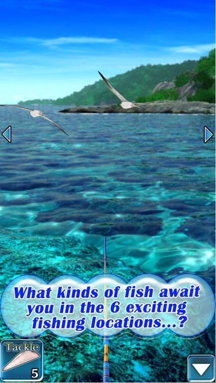 Reel Fishing Pocket 2 : Ocean screenshot-3