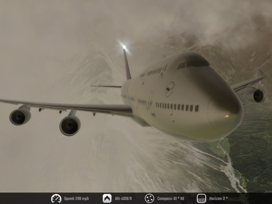 Screenshot #1 for Flight Unlimited X