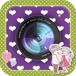 Photo Sticker Editor