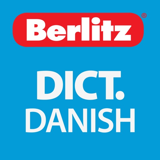 Danish - English Berlitz Essential Dictionary
