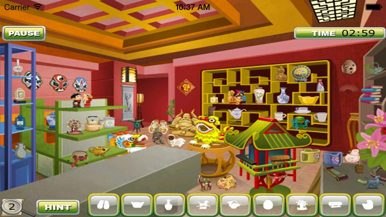 Kids Hidden Object - hidden object games