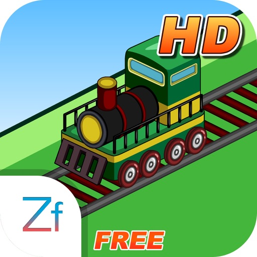 Go Go Train HD Free