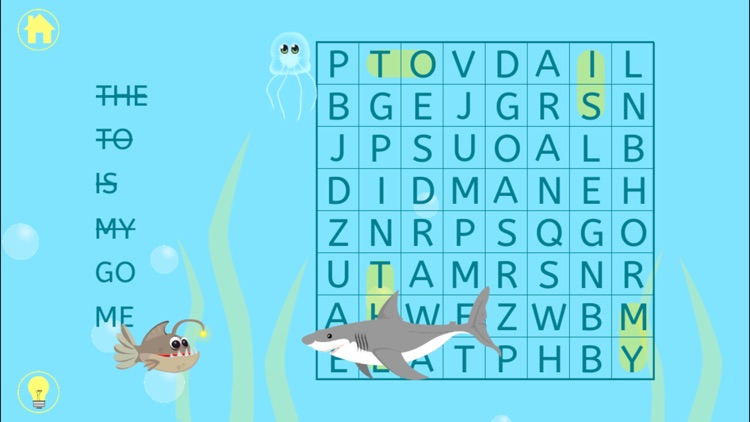 Kindergarten Sight Words : High Frequency Words to Increase English Reading Fluency screenshot-0