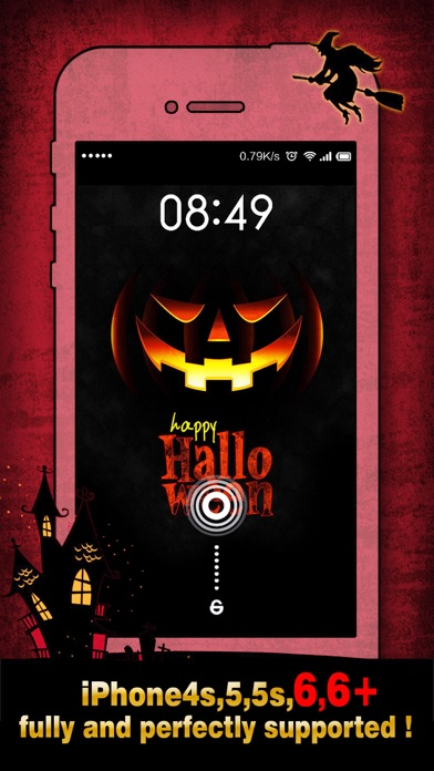 Halloween Wallpapers Backgrounds Hd Home Screen Maker With