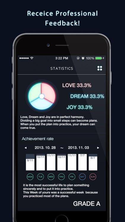 Daily Scheduler - 3CYCLE screenshot-4