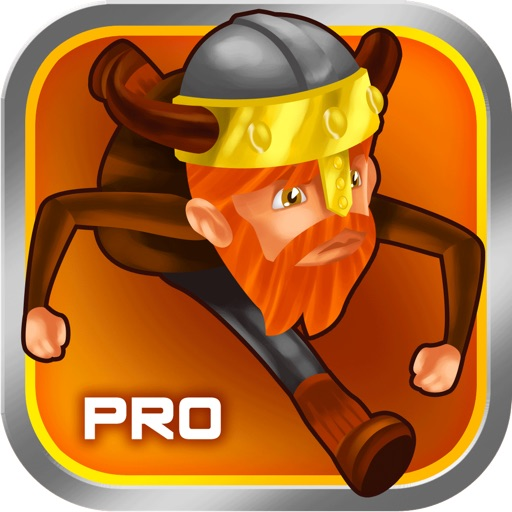 3D Viking Run Infinite Runner Game with Endless Racing by Parkour Fun Games PRO