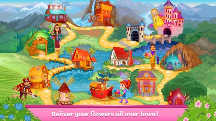 Flower Shop Girl - My Little Garden screenshot-3