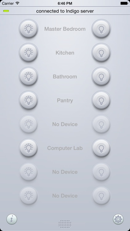 Light Pad - Home Automation