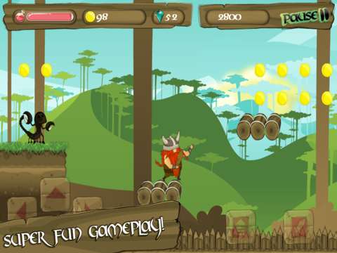 best free platform games for iphone