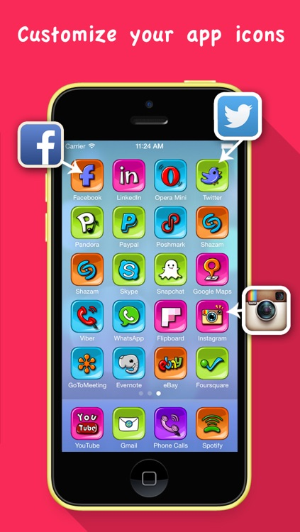 Skin My Icons- Home Screen Icons,Icons Skin
