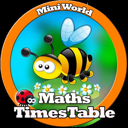 Mini World Maths Times Table