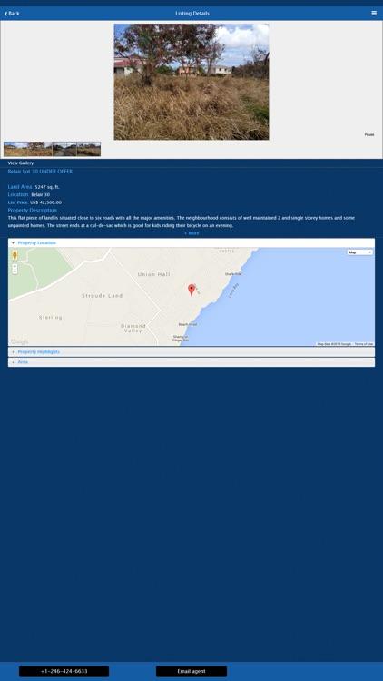 Caribbean Island Properties screenshot-3