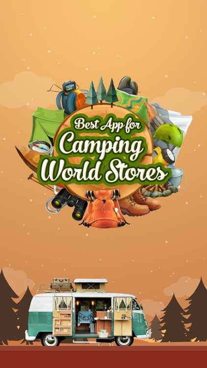 Best App for Camping World Stores screenshot-0
