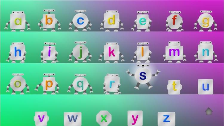 Interactive Alphabet ABC's