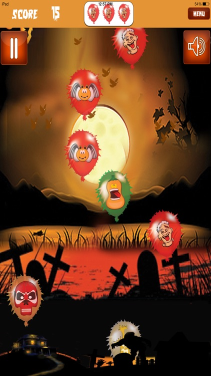 Halloween Smasher - Scary Ghost Smashing Fun Monster Game screenshot-3