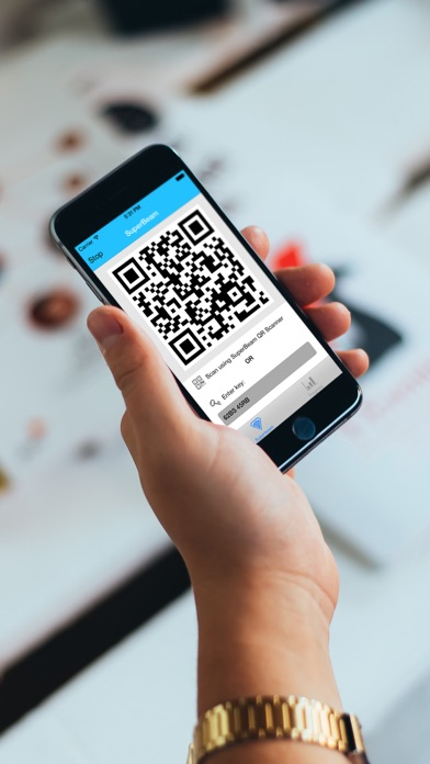 SuperBeam Lite | Easy & fast WiFi direct file sharing 3