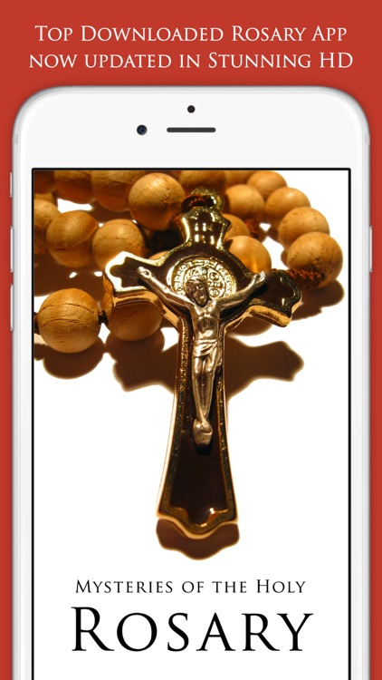 Rosary — Mysteries of the Holy Rosary screenshot-0