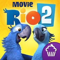 Rio 2 official app for the movieapp store rio 2 official app for the movie 4 voltagebd Images