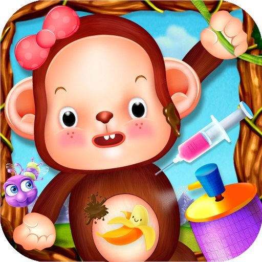 Monkey Caring Mania icon