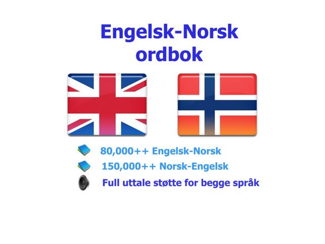 oversetter norsk engelsk setninger