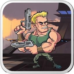 Sharp Shooter Commando
