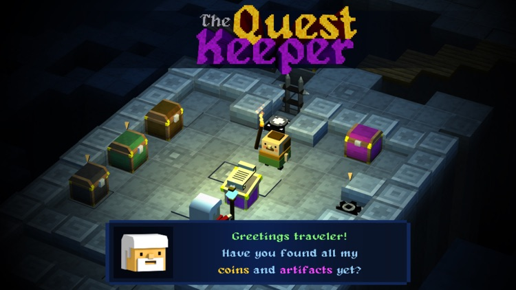 The Quest Keeper screenshot-0
