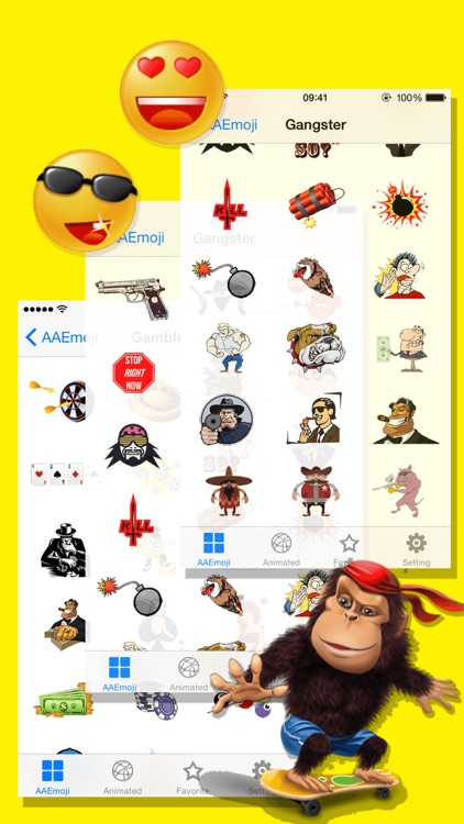 AA Emojis Extra Pro - Adult Emoji Keyboard & Sexy Emotion icons gboard for kik Chat screenshot-3