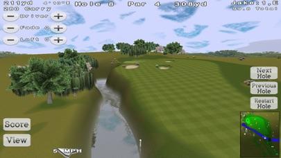 Nova Golf screenshot two