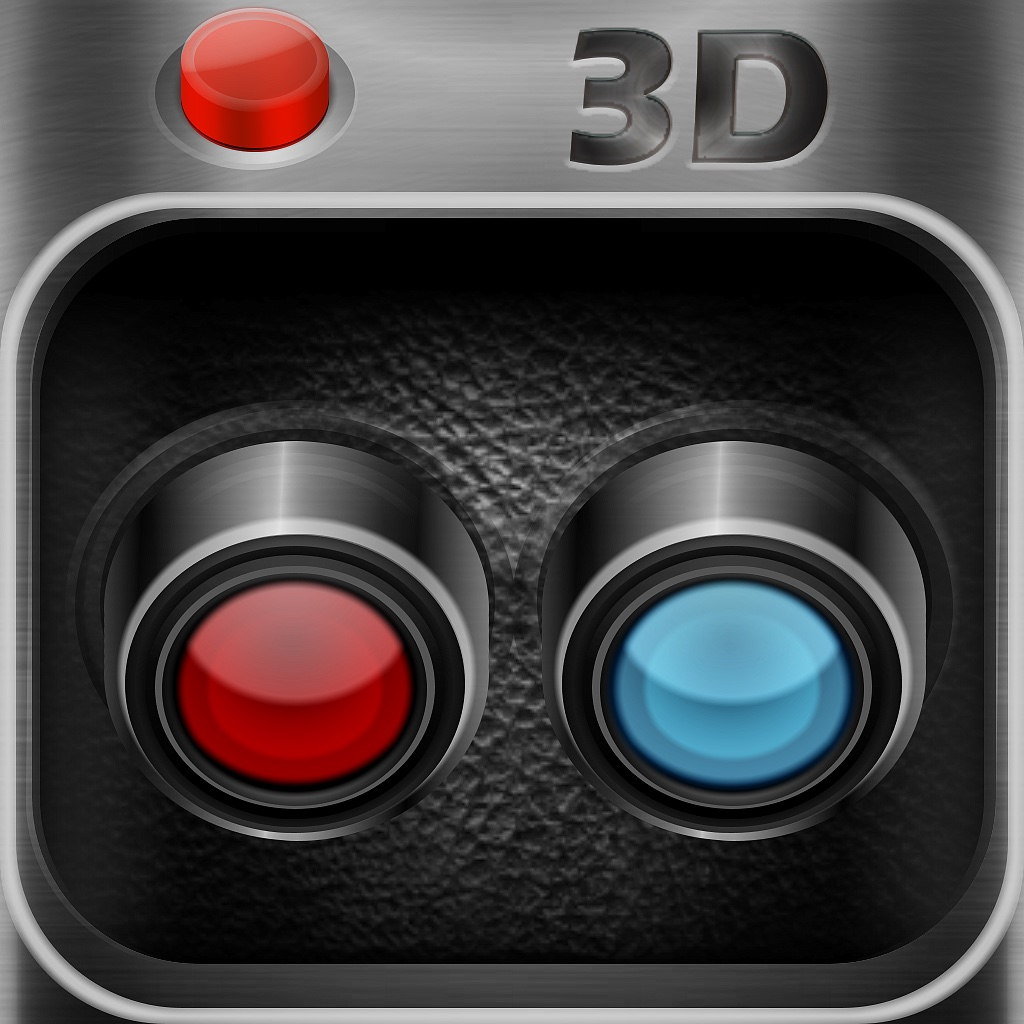 VideoCam3D - Record and Convert Videos into 3D Movies