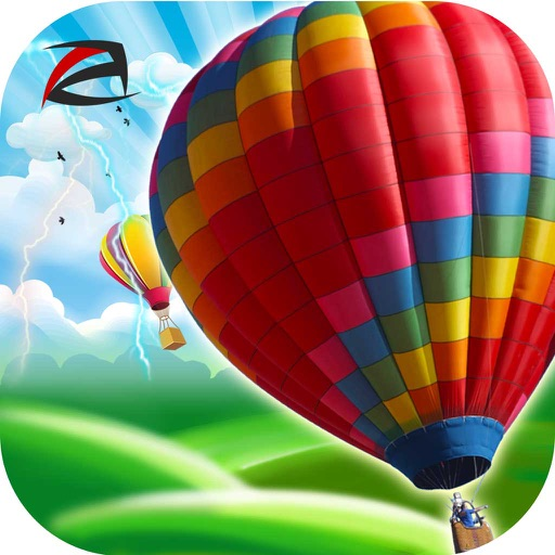 Hot Air Balloon : Flying battle behind enemy lines