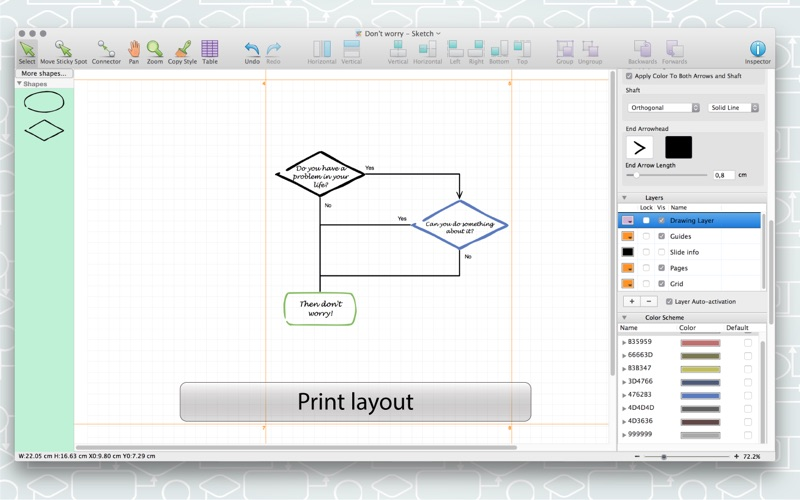 Diagrammix Lite Screenshot