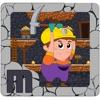 Escape the Pitfall: Gold Mine Dash Escape