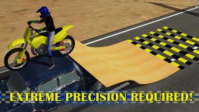 モトスタントバイクシミュレータ3D - 猛烈な高速バイクレースやジャンピングゲーム紹介画像1