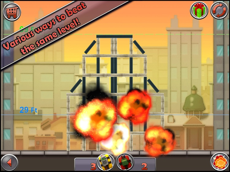 Demolition Master HD: Project Implode All