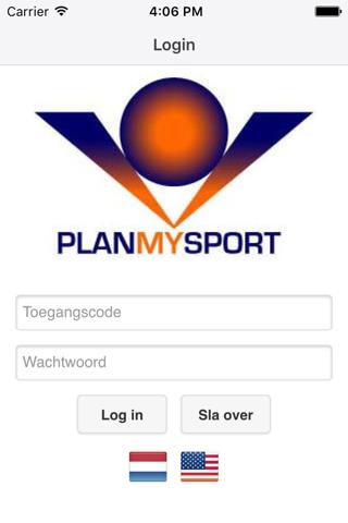 PLANMYSPORT - náhled