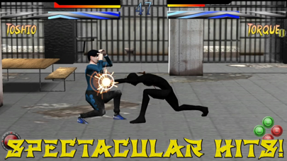 Mortal Street Fighter God Edition Screenshot on iOS