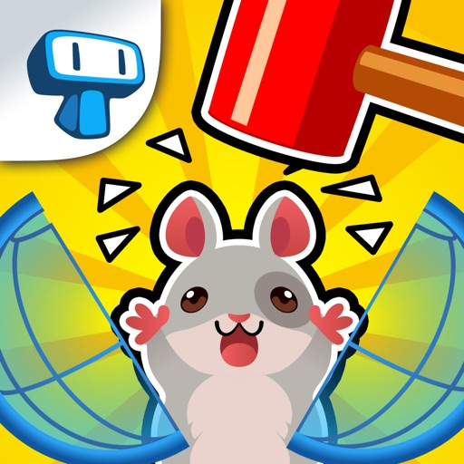 Hamster Rescue - Whack the Pet Hamster Ball