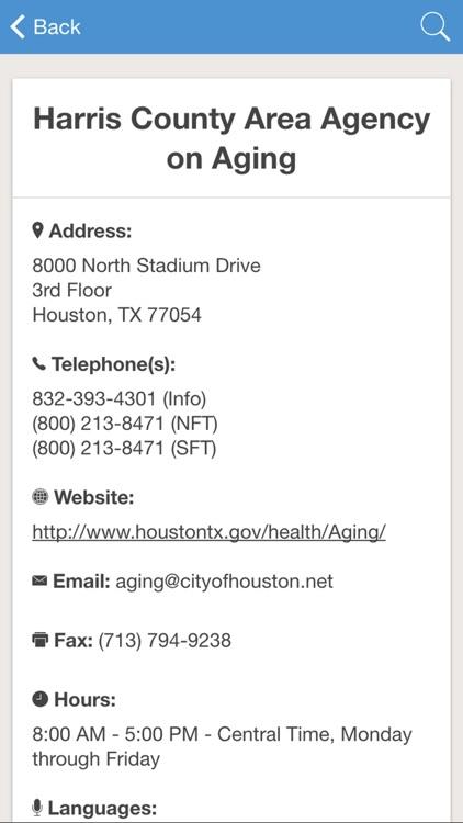 Elder Care Finder screenshot-3