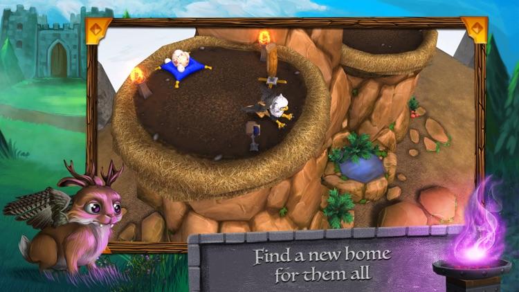 Fantasy Baby Animals FREE screenshot-4