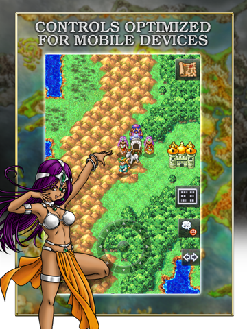 Screenshot #6 pour DRAGON QUEST IV Chapters of the Chosen