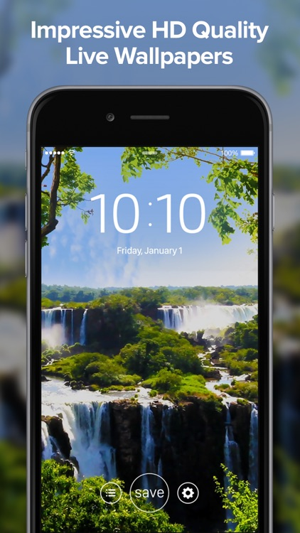Live Wallpapers by Themify: Dynamic Animated Theme screenshot-3