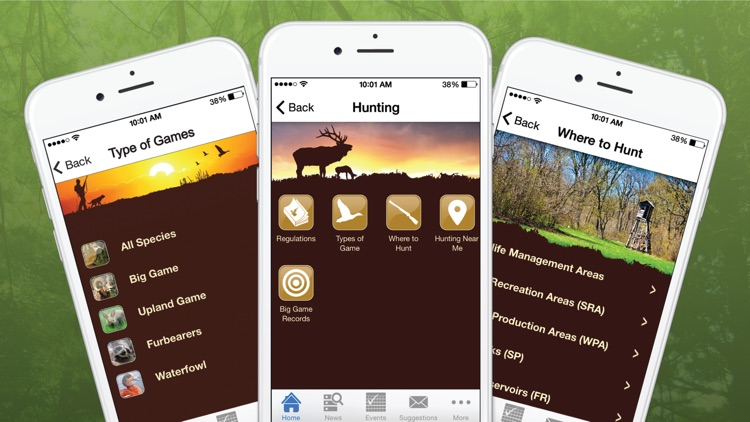 NE Fish, Hunting & Wildlife Guide- Pocket Ranger® screenshot-4