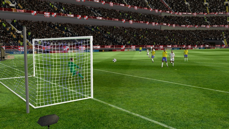 First Touch Soccer 2015 screenshot-0